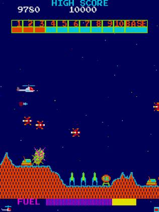 Super Cobra Arcade 38
