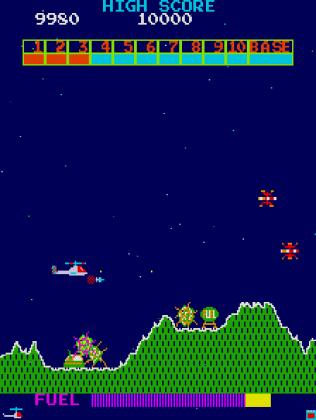 Super Cobra Arcade 39