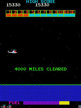 Super Cobra Arcade 52