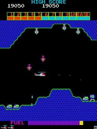Super Cobra Arcade 65