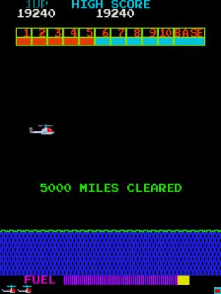 Super Cobra Arcade 66