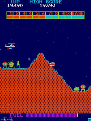 Super Cobra Arcade 67