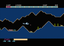 Super Cobra Atari 800 08