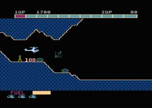 Super Cobra Atari 800 09