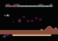 Super Cobra Atari 800 21