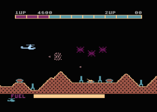 Super Cobra Atari 800 23