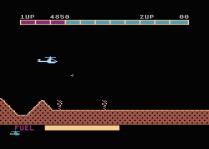 Super Cobra Atari 800 25