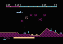 Super Cobra Atari 800 27