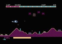 Super Cobra Atari 800 28