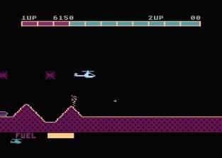 Super Cobra Atari 800 31