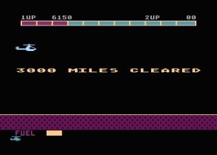 Super Cobra Atari 800 32