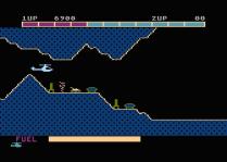Super Cobra Atari 800 36