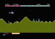 Super Cobra Atari 800 38