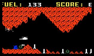 Super Cobra Intellivision 14