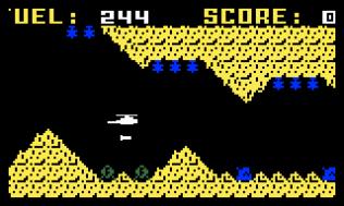 Super Cobra Intellivision 52