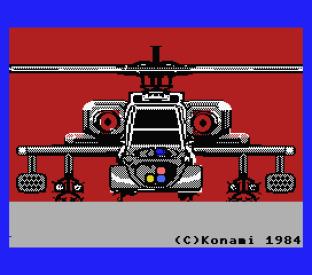 Super Cobra MSX 01