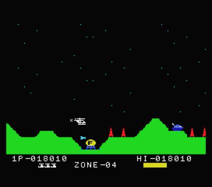 Super Cobra MSX 23