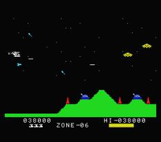 Super Cobra MSX 32