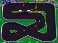 Super Sprint Arcade 10