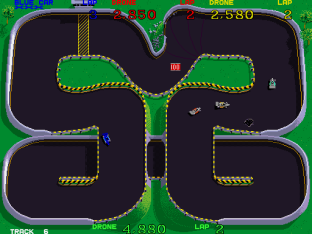 Super Sprint Arcade 20