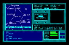 Tau Ceti Amstrad CPC 11