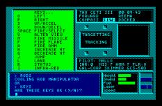 Tau Ceti Amstrad CPC 22