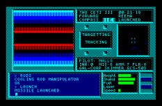 Tau Ceti Amstrad CPC 32
