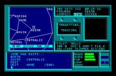 Tau Ceti Amstrad CPC 33