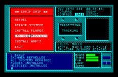 Tau Ceti Amstrad CPC 43