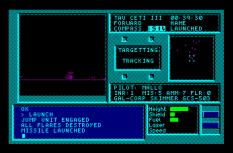 Tau Ceti Amstrad CPC 54