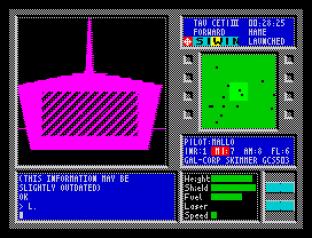 Tau Ceti - Special Edition ZX Specttrum 64