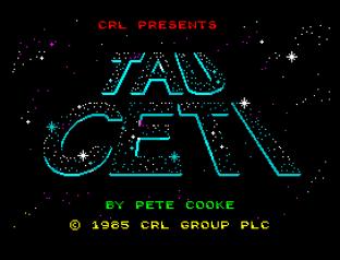 Tau Ceti ZX Spectrum 01