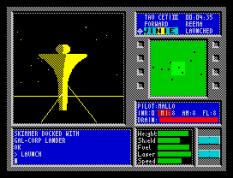 Tau Ceti ZX Spectrum 10
