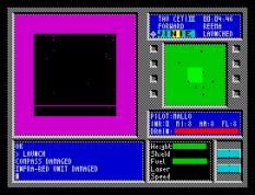 Tau Ceti ZX Spectrum 11