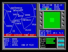 Tau Ceti ZX Spectrum 21