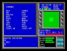 Tau Ceti ZX Spectrum 22
