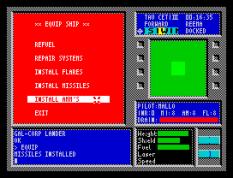 Tau Ceti ZX Spectrum 32