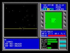 Tau Ceti ZX Spectrum 43
