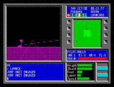 Tau Ceti ZX Spectrum 44
