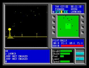 Tau Ceti ZX Spectrum 45