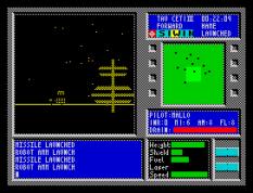 Tau Ceti ZX Spectrum 51