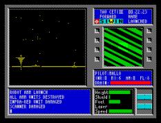 Tau Ceti ZX Spectrum 52