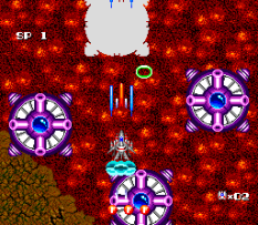 Terra Cresta 2 PC Engine 044
