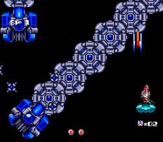 Terra Cresta 2 PC Engine 121