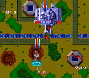 Terra Cresta 2 PC Engine 141