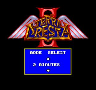 Terra Cresta 2 PC Engine 155