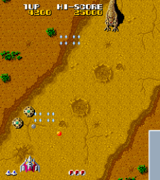 Terra Cresta Arcade 07
