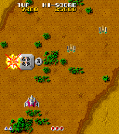 Terra Cresta Arcade 09
