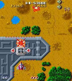Terra Cresta Arcade 14
