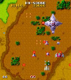 Terra Cresta Arcade 17